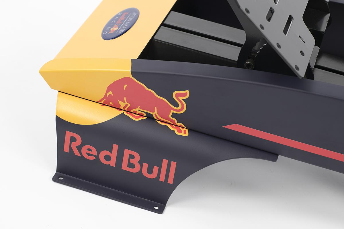 playseat f1 aston martin red bull racing