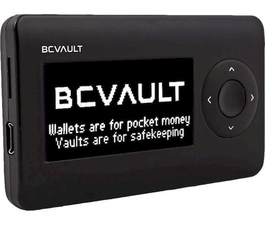 BC Vault One