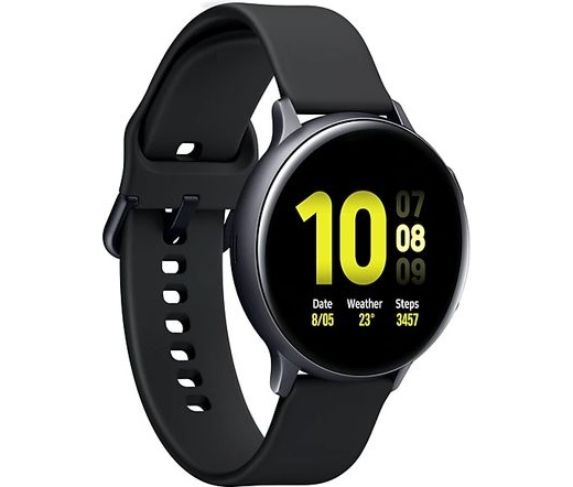 Samsung Galaxy Watch Active 2 44mm alu fekete