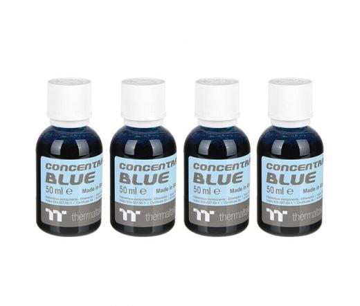 Thermaltake Premium koncentrátum 50ml kék 4-pack