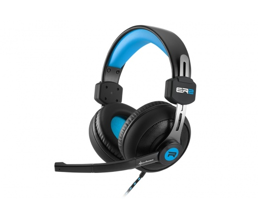 Sharkoon Rush ER2 headset kék