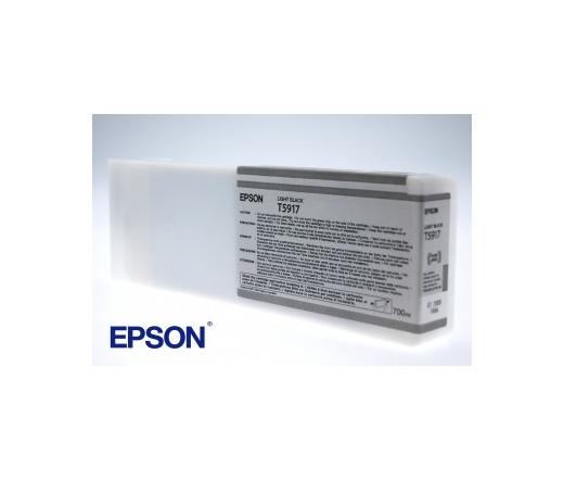 Epson T5917 világos fekete ultrachrome tintapatron