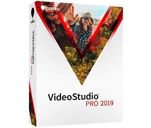 Corel VideoStudio 2019 Pro ENG ML dobozos