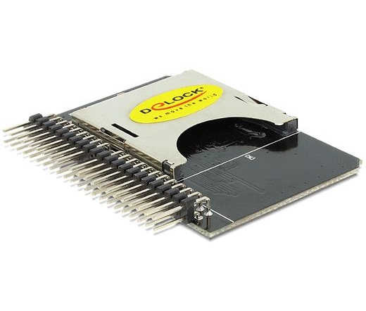 Delock 44 tűs IDE > SD-kártya