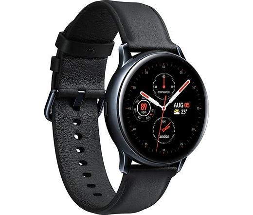 Samsung Galaxy Watch Active 2 40mm acél fekete