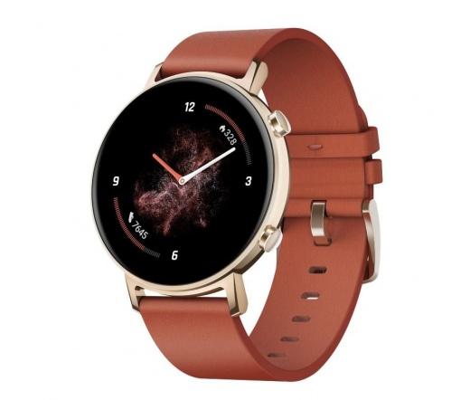 Huawei Watch GT 2 42mm Elegáns verzió Piros