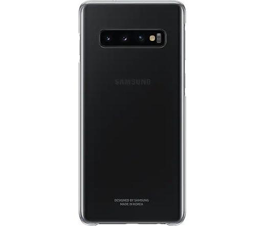 Samsung Galaxy S10 Clear átlátszó tok