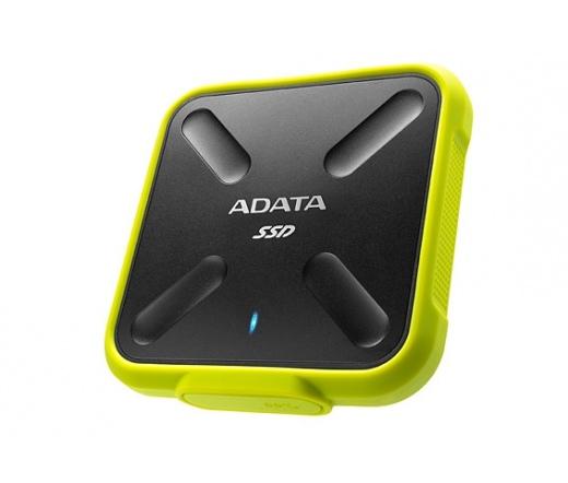 Adata SSD SD700 1TB, USB3.1, yellow