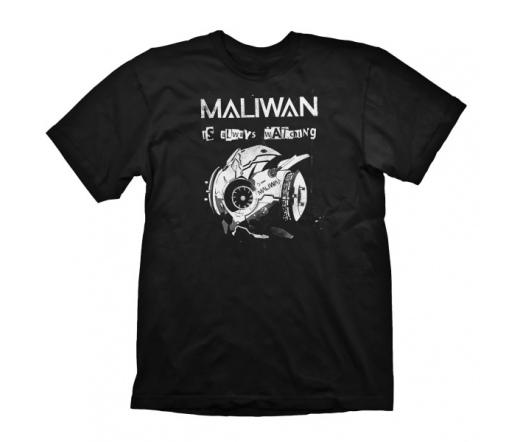 """Borderlands 3 """"Maliwan"""", XL GE6503 Póló"""