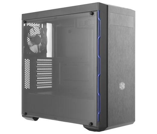 Cooler Master MasterBox MB600L ODD-vel kék
