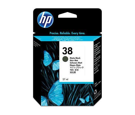 HP 38 matt fekete tintapatron