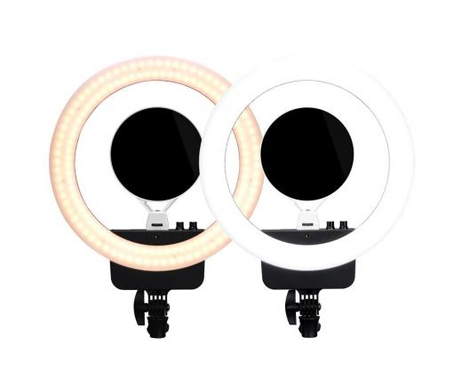 Nanlite Halo16C RGB kör LED lámpa