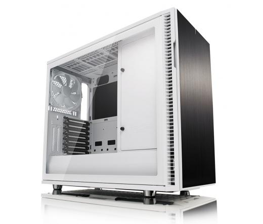 Fractal Design Define R6 Edzett üveg Fehér