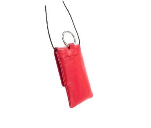 Krusell Mobile Case EDGE Piros