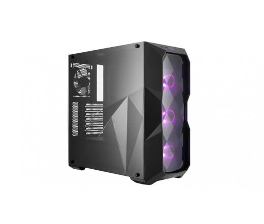 Cooler Master Masterbox TD500 fekete