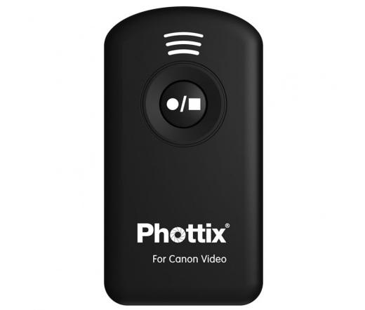 Phottix IR távirányító Canon videózáshoz