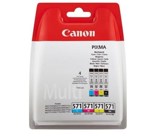 Canon CLI-571 BK/C/M/Y multipack