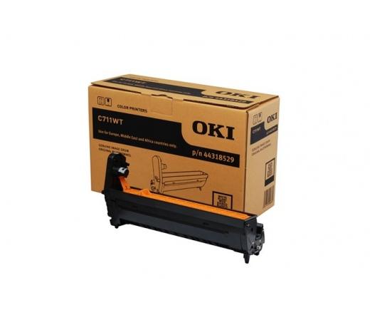 OKI C711WT Dobegység white 6k