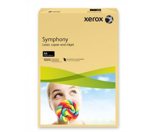 Xerox Symphony 80g A4 közép vajszín 500db