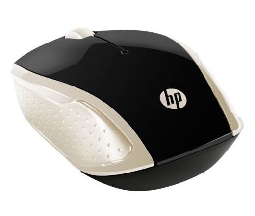 HP 200 vezeték nélküli egér (selymes arany)