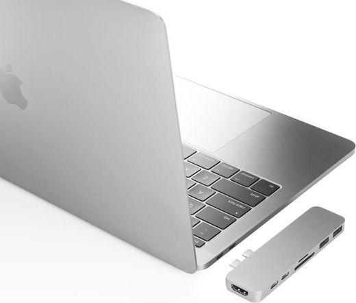 Hyperdrive USB-C Hub MacBook Pro-hoz
