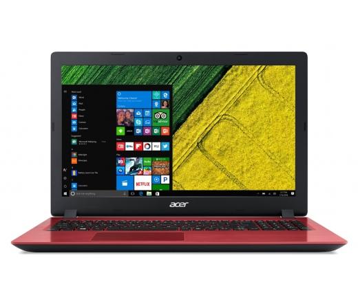 Acer Aspire 3 A315-31-P1T2 piros