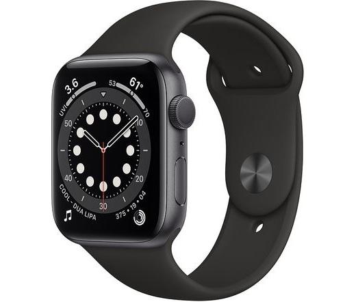 Apple Watch Series 6 44mm alumínium asztroszürke