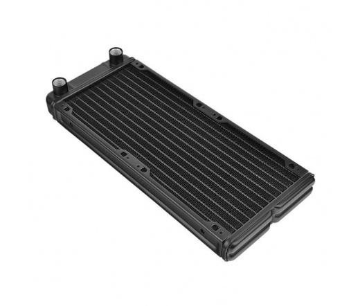 Thermaltake R240 radiator fekete