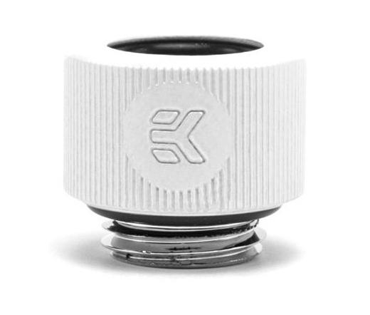 EKWB EK-HDC Fitting 12mm G1/4 - White