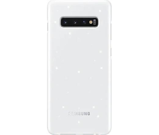 Samsung Galaxy S10+ LED tok fehér