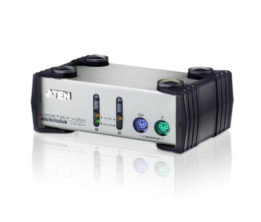 Aten CS-82A KVM Switch 2PC PS/2 +kábel