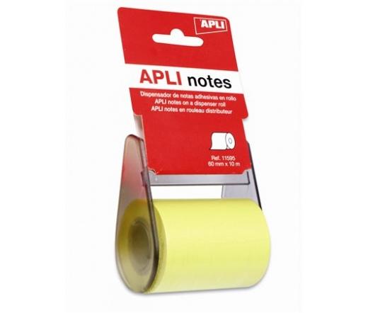 Apli Öntapadó jegyzetpapír tekercsben