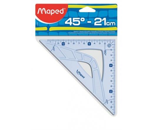 "Maped ""Graphic"" Háromszög vonalzó 45° 21 cm"