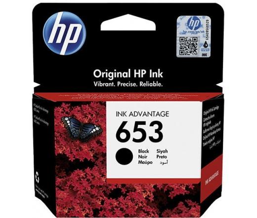 HP 653 fekete