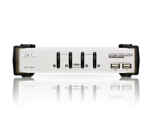 Aten CS1734A 4PC KVM Switch