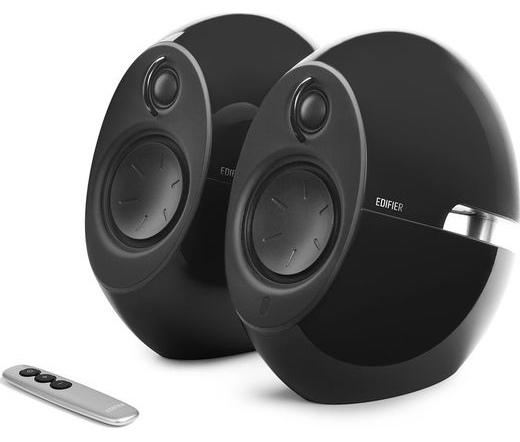 Edifier Luna e25HD fekete Bluetooth hangszóró