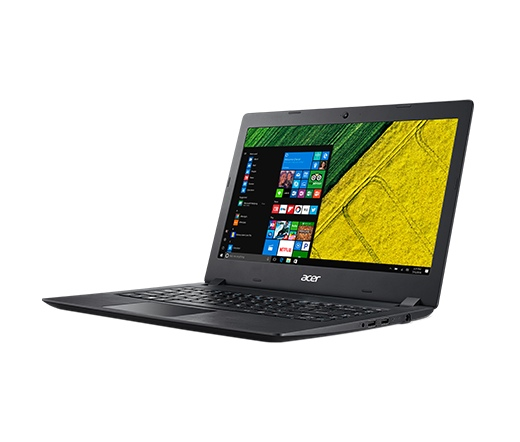 Acer Aspire 3 A315-33-P9XJ fekete