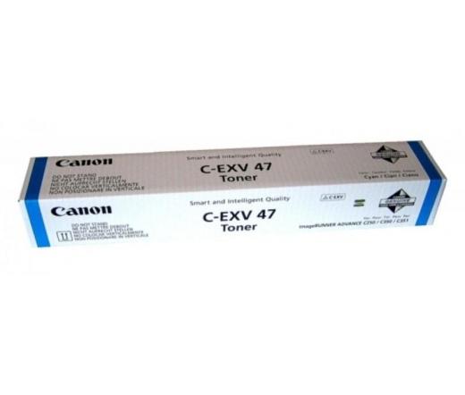 Canon CEXV47 Cyan Kék