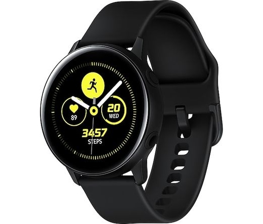 Samsung Galaxy Watch Active fekete