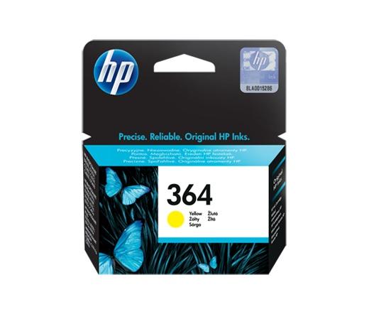 HP 364 sárga