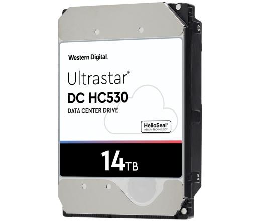 WD Ultrastar DC HC530 14TB SATAIII merevlemez