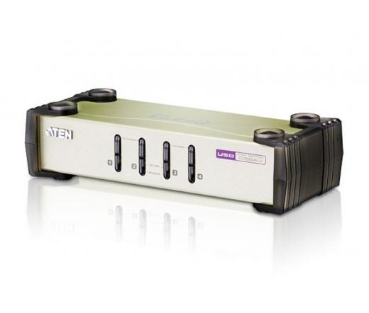 Aten CS84U 4PC KVM Switch