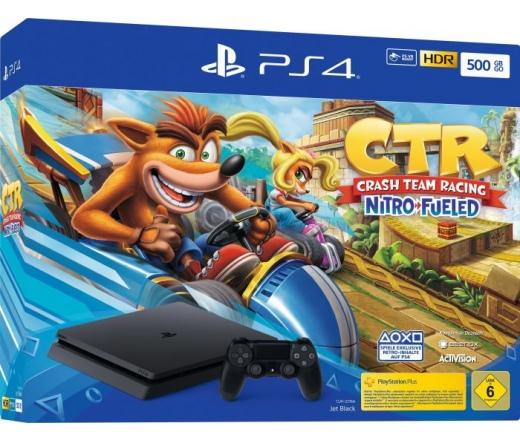 Sony Playstation 4 Slim 500GB + Crash Team Racing