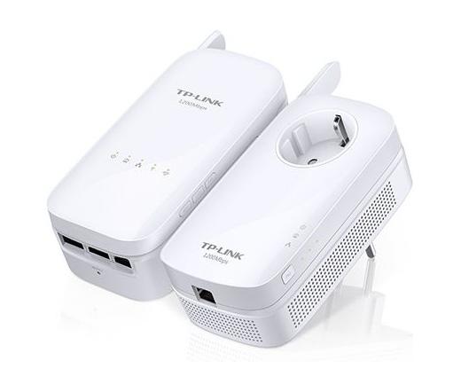TP-Link TL-WPA8630 AV1200 kit