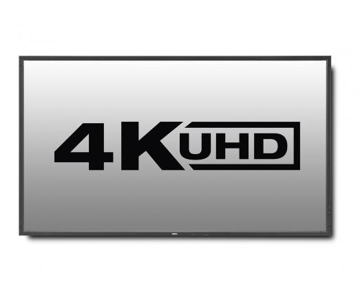 NEC X981UHD LED 4K kijelző