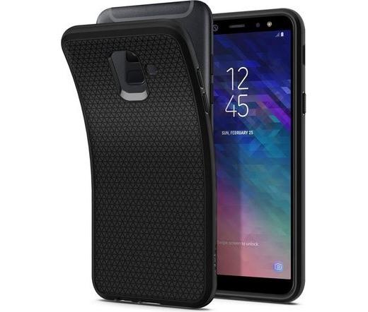Spigen Galaxy A8 (2018) Case Liquid Air