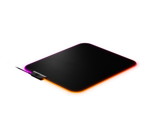 Steelseries QCK Prism Cloth Medium RGB egérpad
