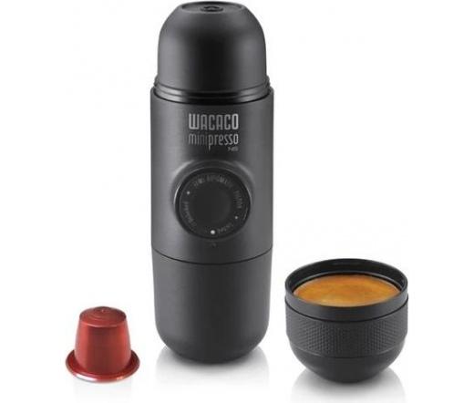 Wacaco Minipresso NS hordozható kávéfőző
