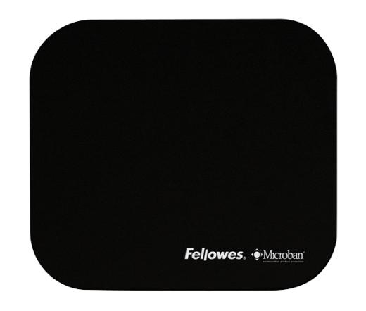 Fellowes Microban MP egérpad Fekete