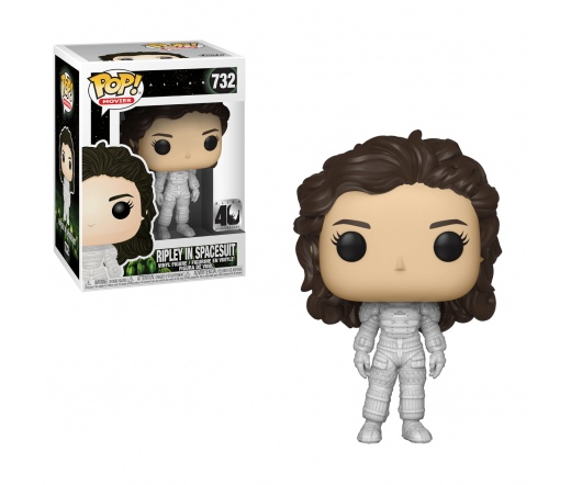 Funko POP Alien 40TH Ripley űrruhában